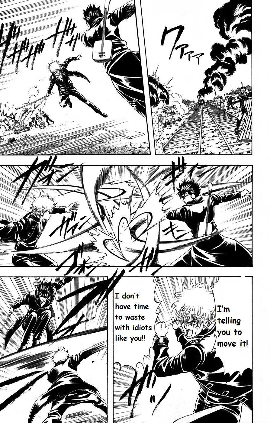 Gintama Chapter, 166 image 009