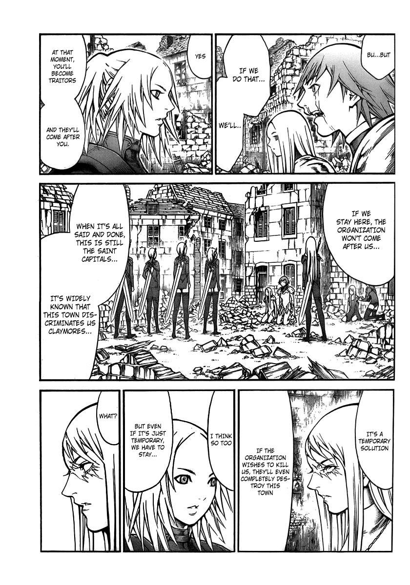 Claymore, Chapter 79 image 008
