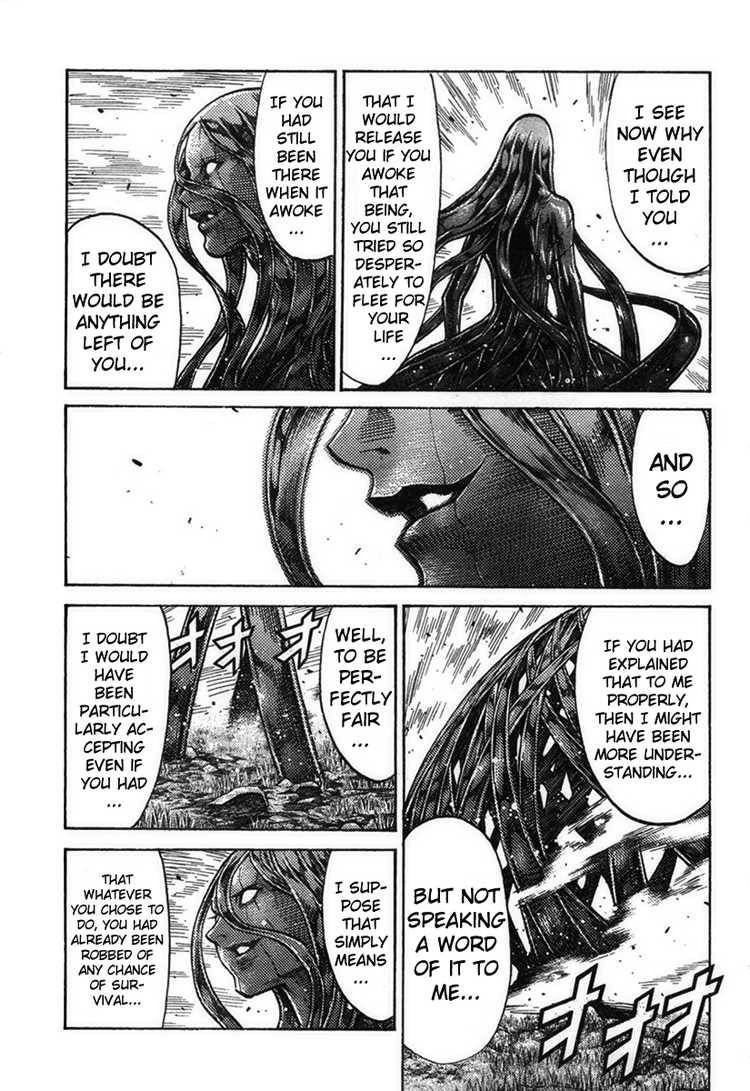 Claymore, Chapter 93 image 004