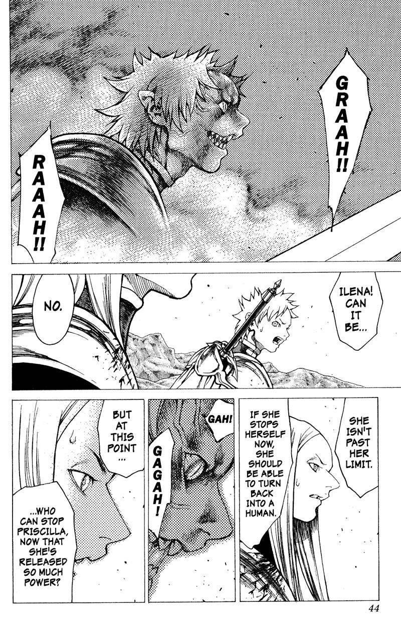 Claymore, Chapter 23 image 005