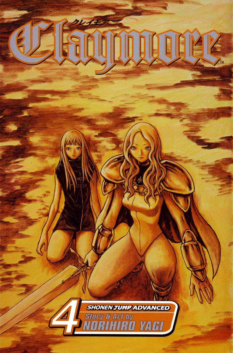 Claymore, Chapter 16 image 001