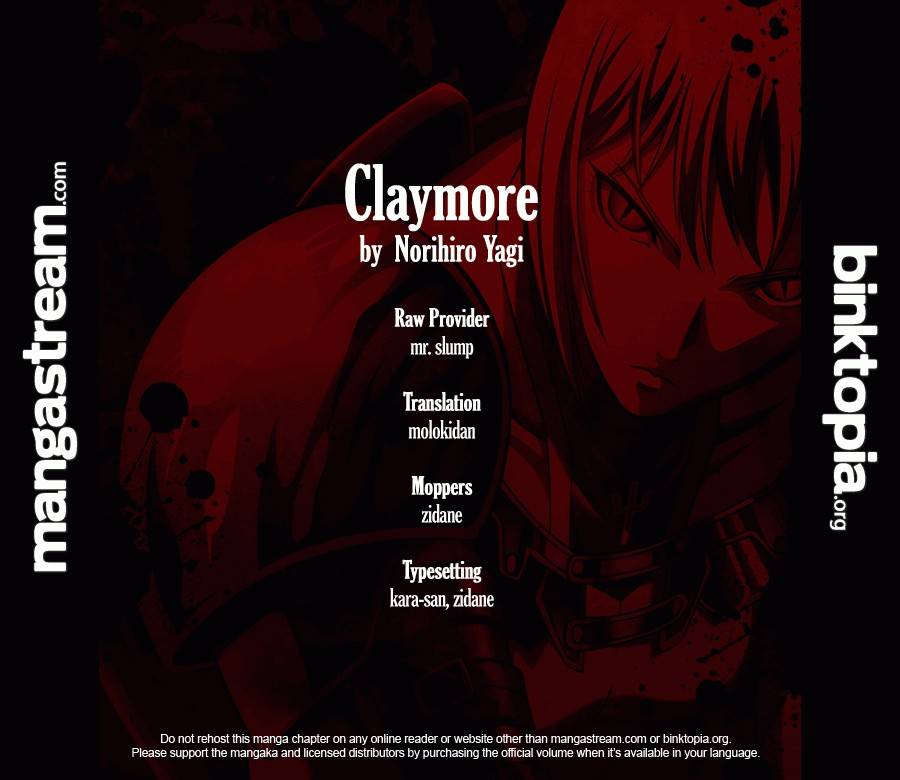 Claymore, Chapter 111 image 002