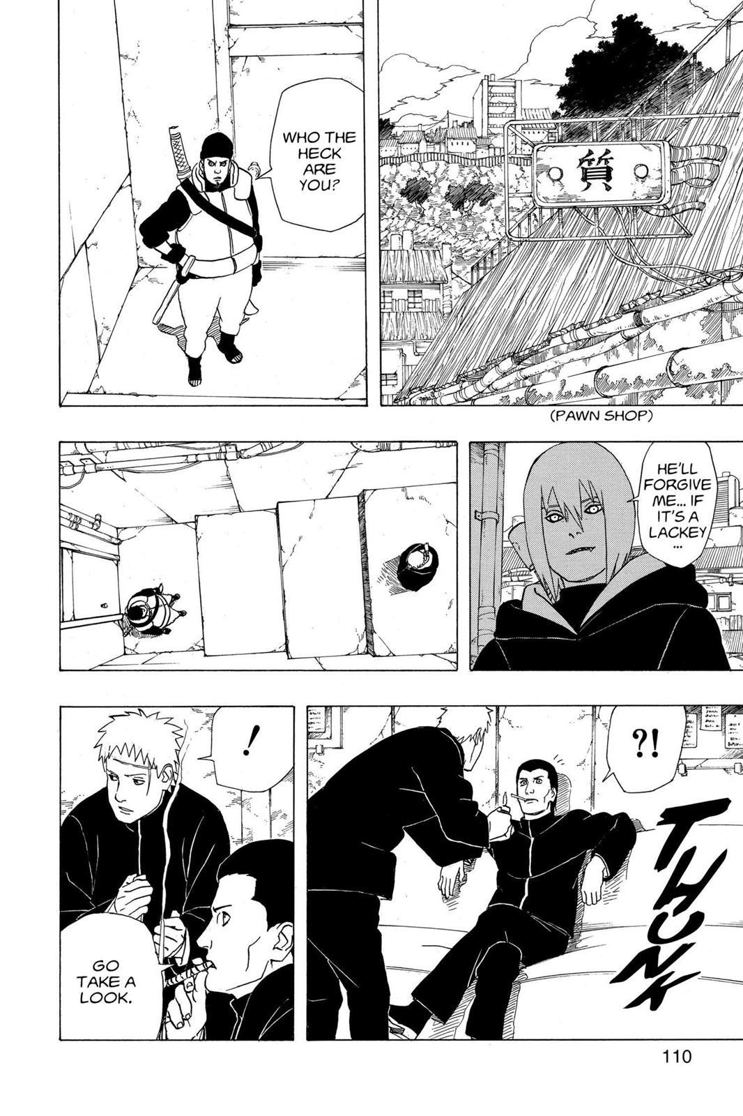 Naruto, Chapter 355 image 009