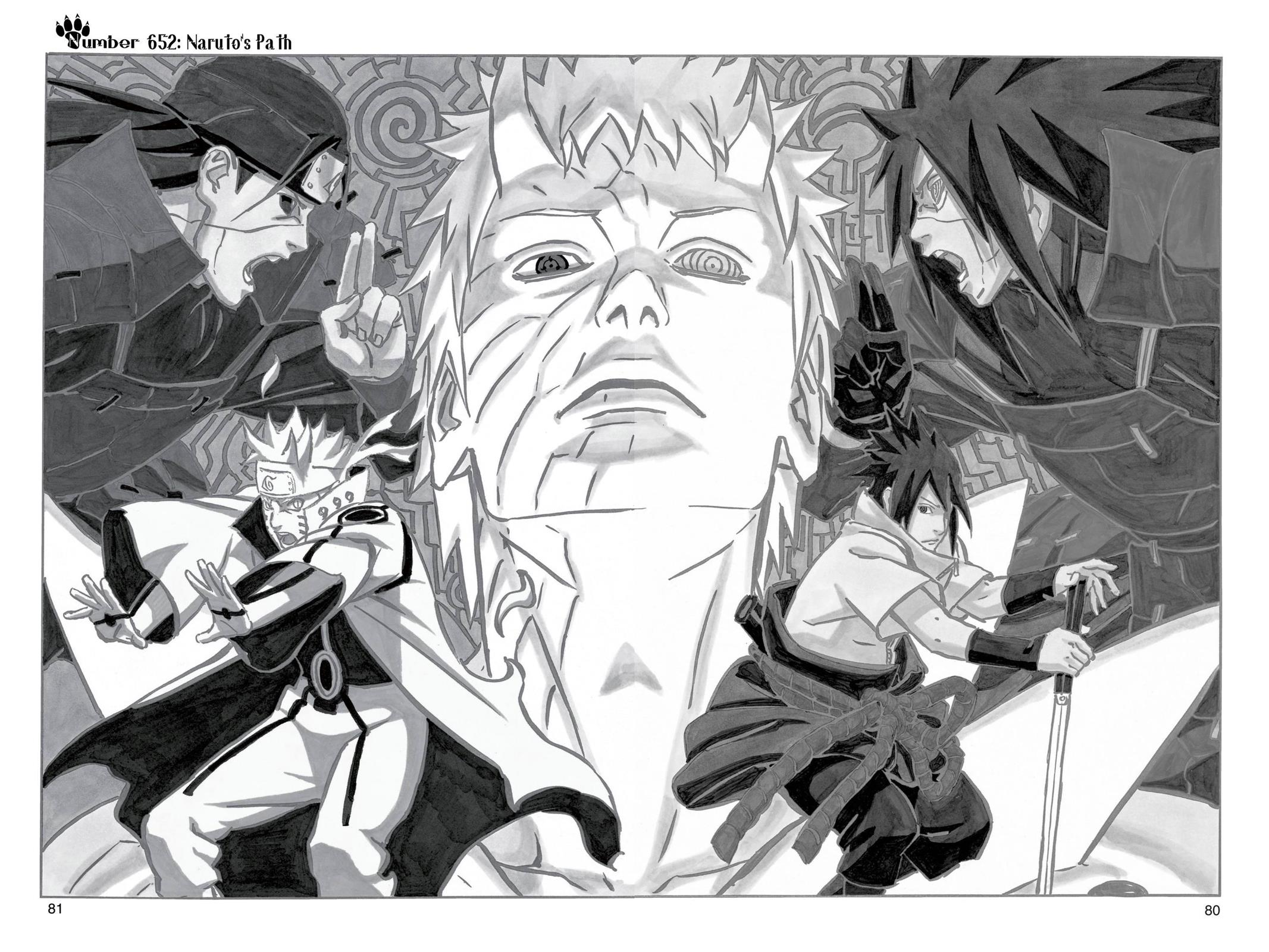 Naruto, Chapter 652 image 002