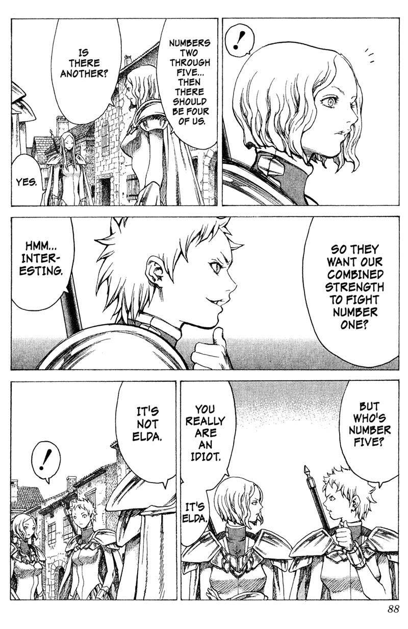 Claymore, Chapter 18 image 017