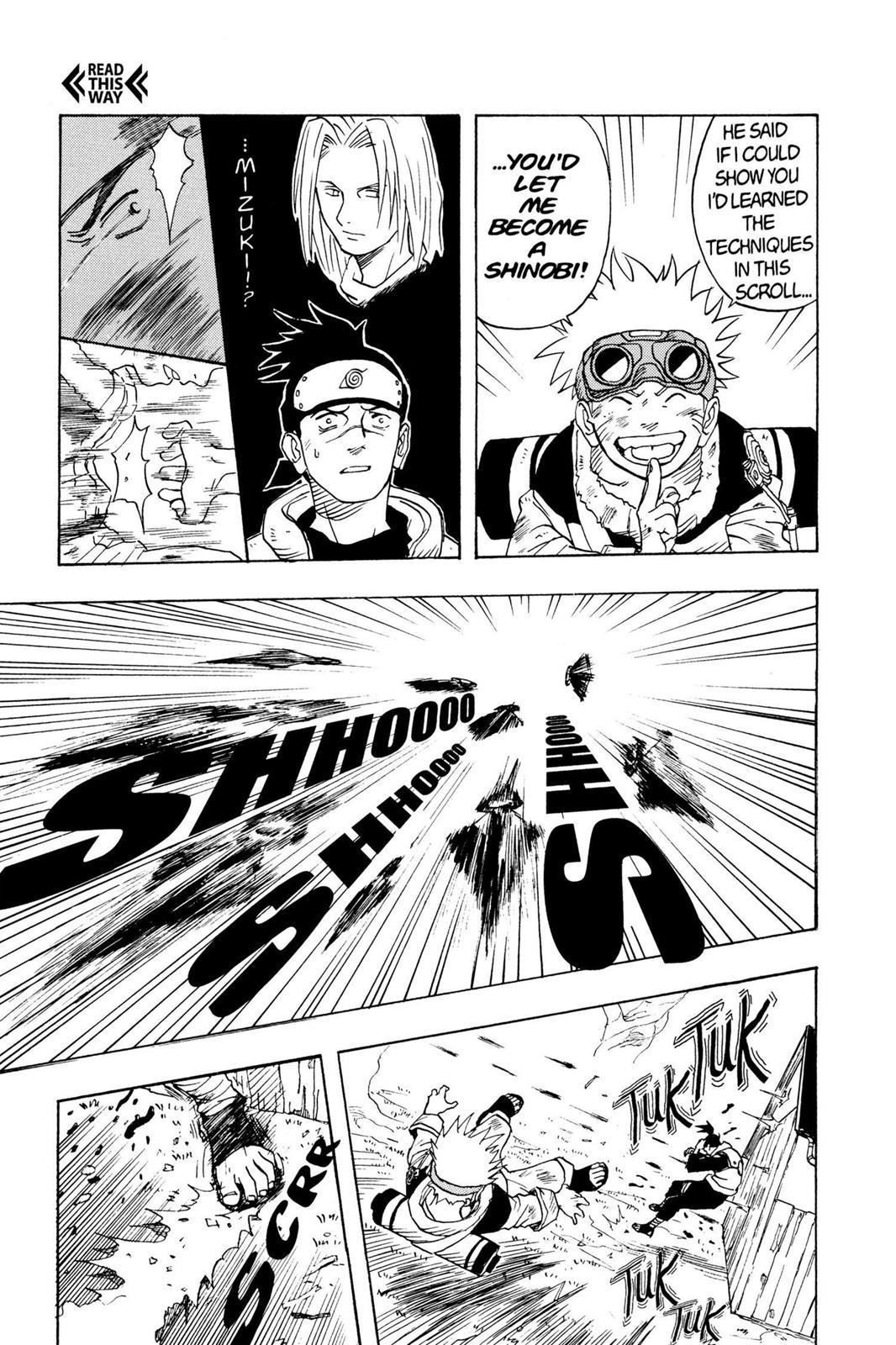 Naruto, Chapter 1 image 031
