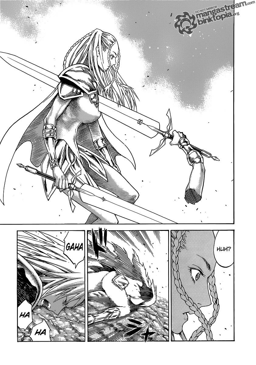 Claymore, Chapter 120 image 017