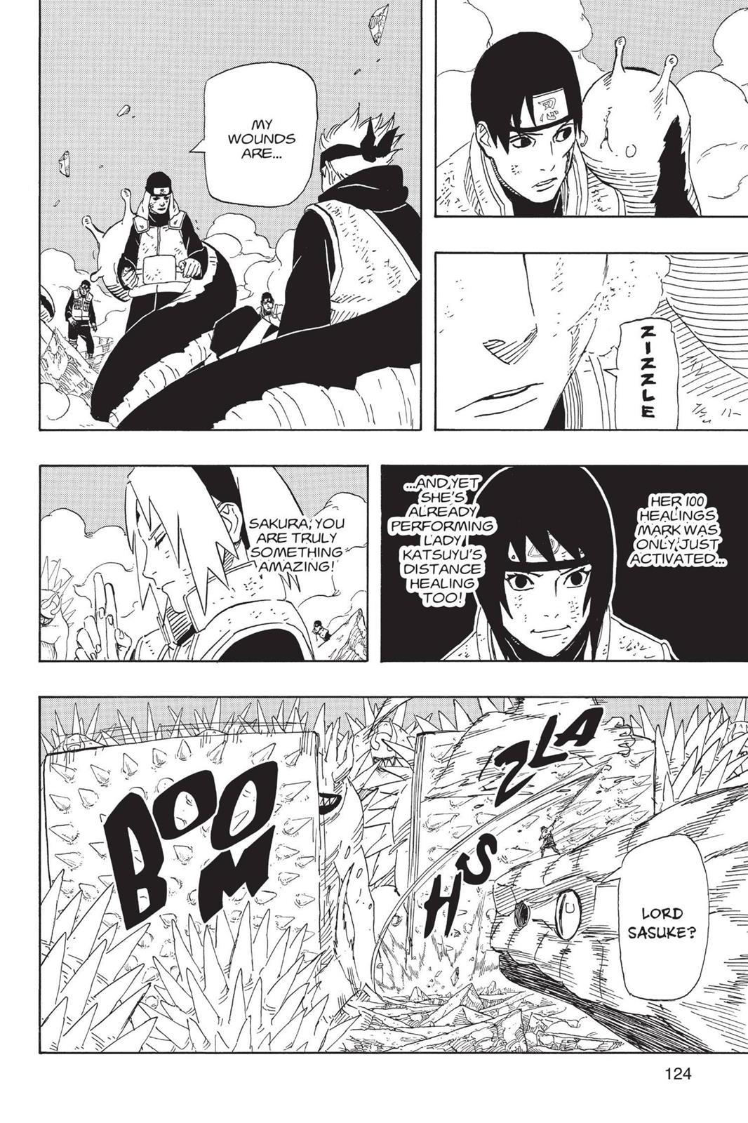 Naruto, Chapter 634 image 008