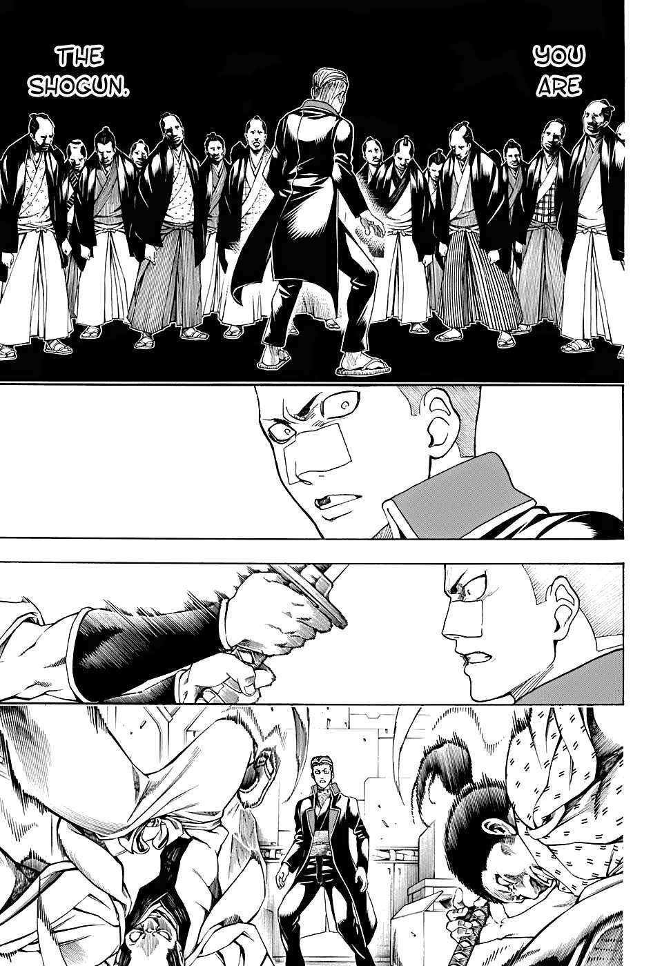 Gintama Chapter, 566 image 003