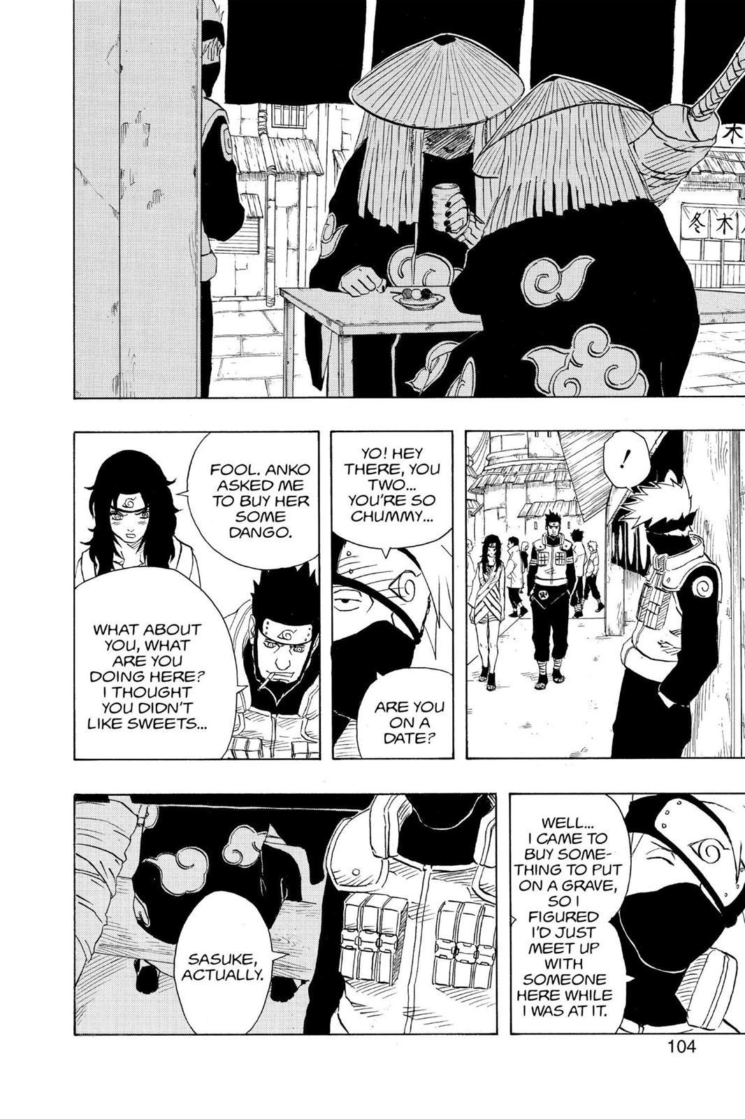 Naruto, Chapter 140 image 014