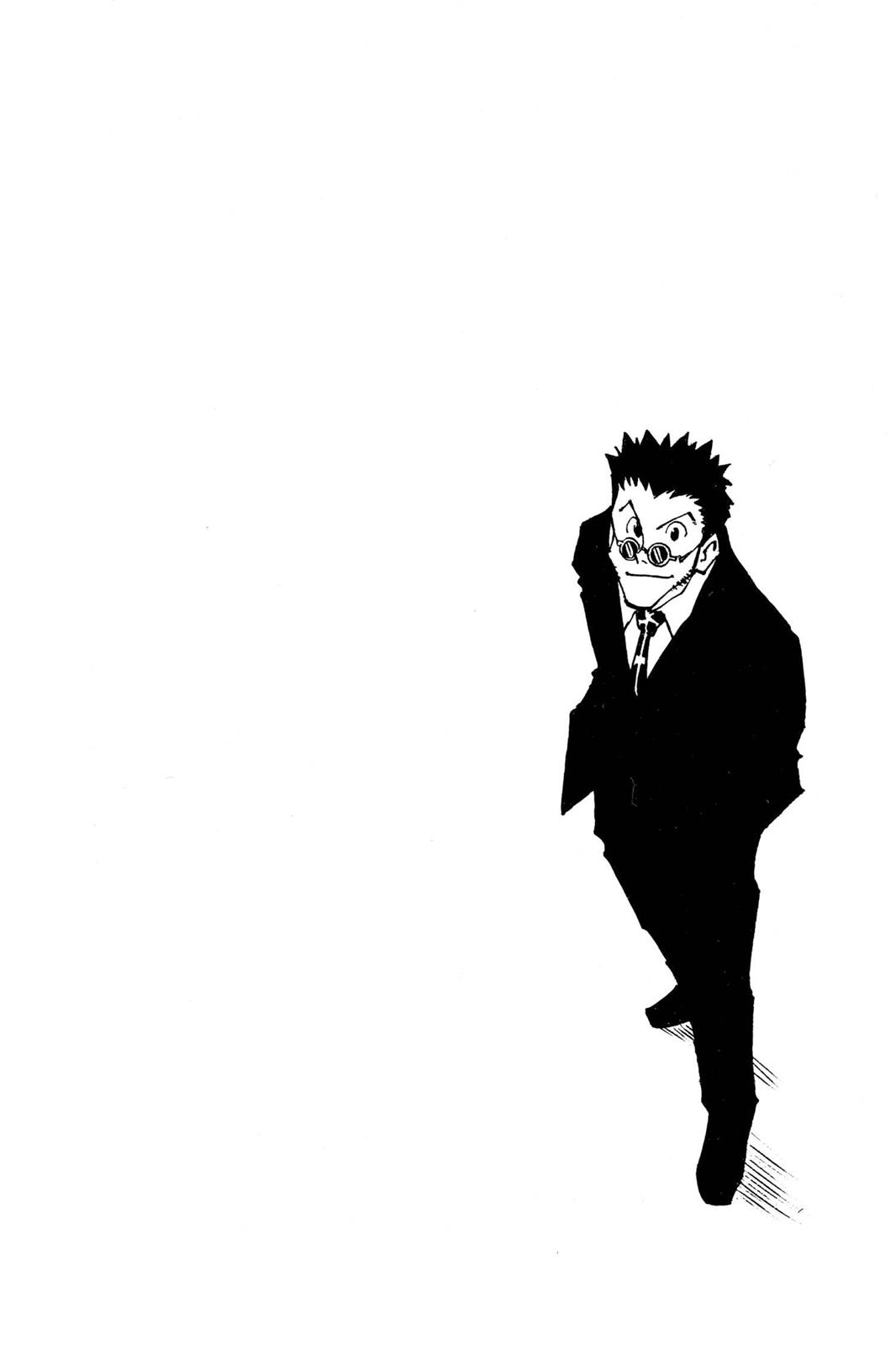 Hunter X Hunter, Chapter 85 image 020
