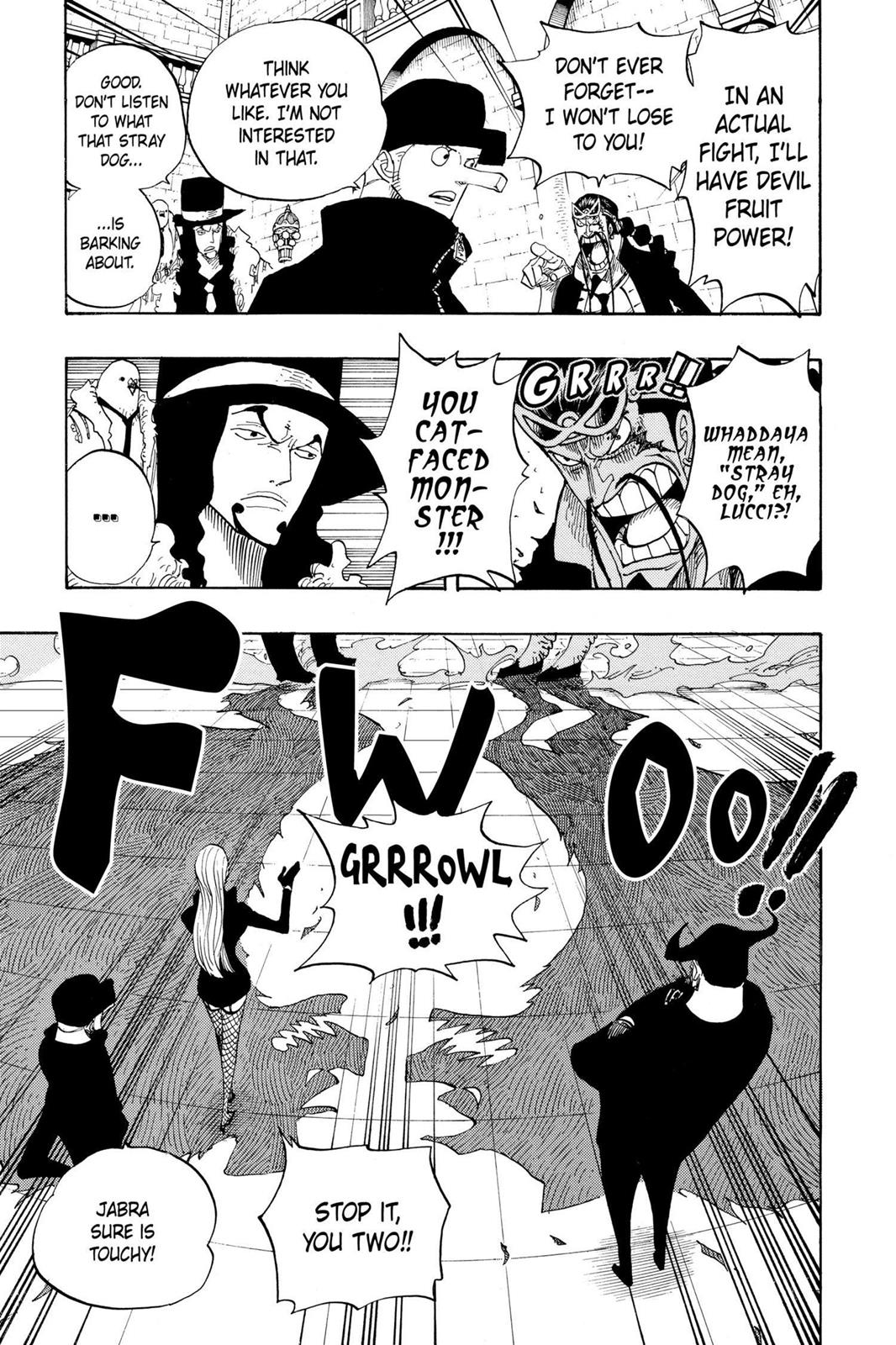 One Piece, Chapter 379 image 010