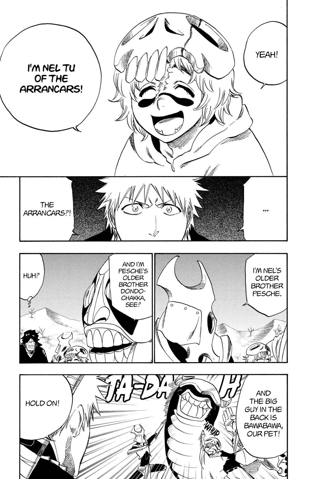 Bleach, Chapter 246 image 007