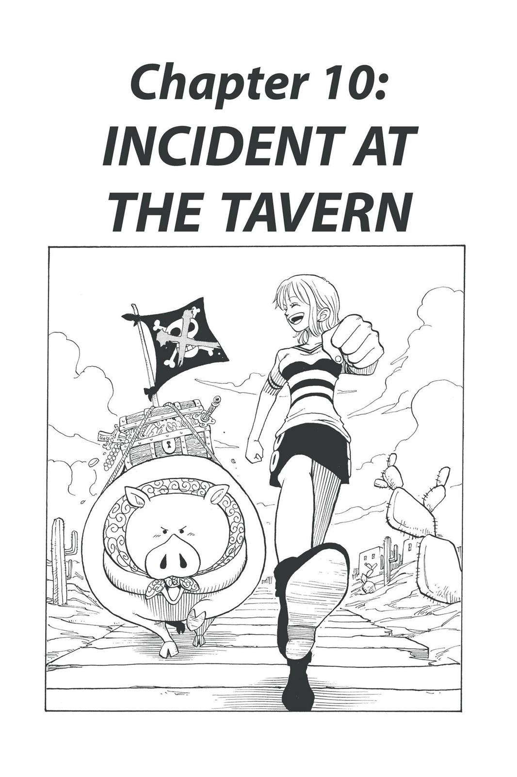 One Piece, Chapter 10 image 001