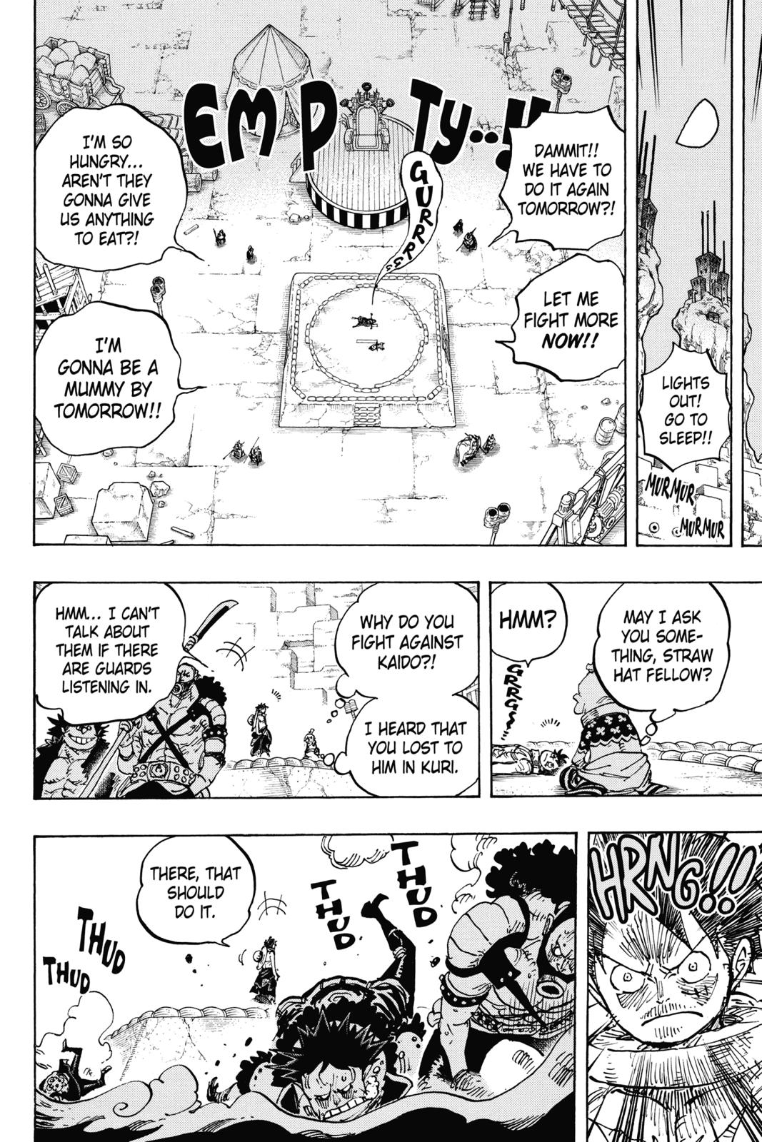 One Piece, Chapter 940 image 012