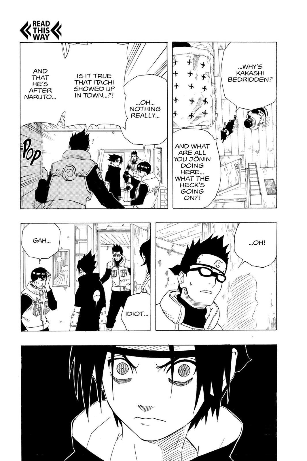 Naruto, Chapter 144 image 011