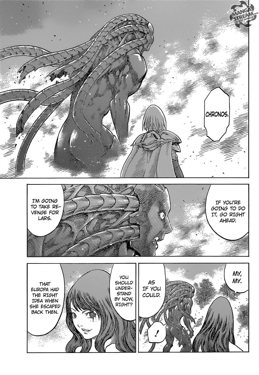 Claymore, Chapter 143 image 022