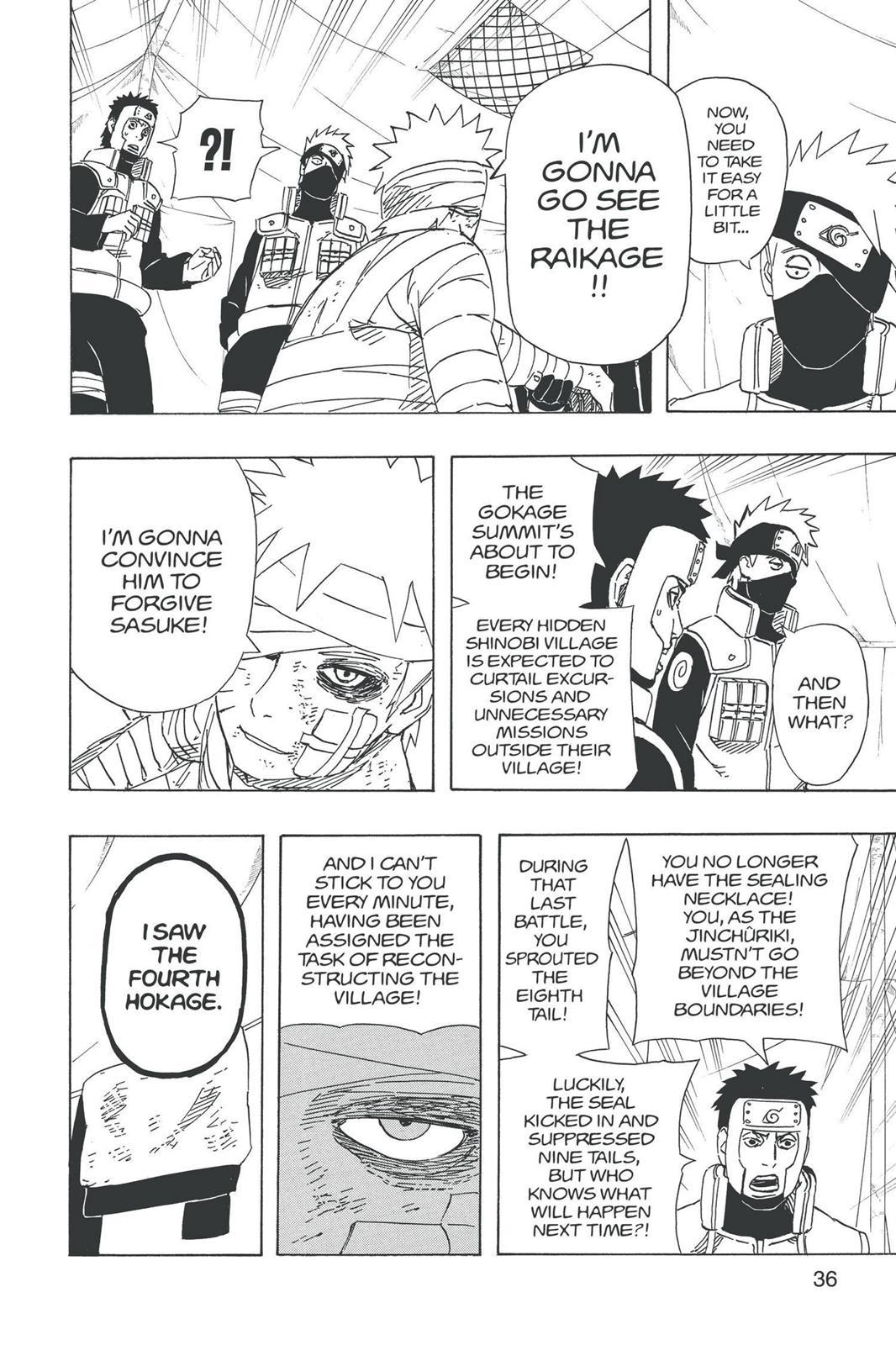 Naruto, Chapter 455 image 012
