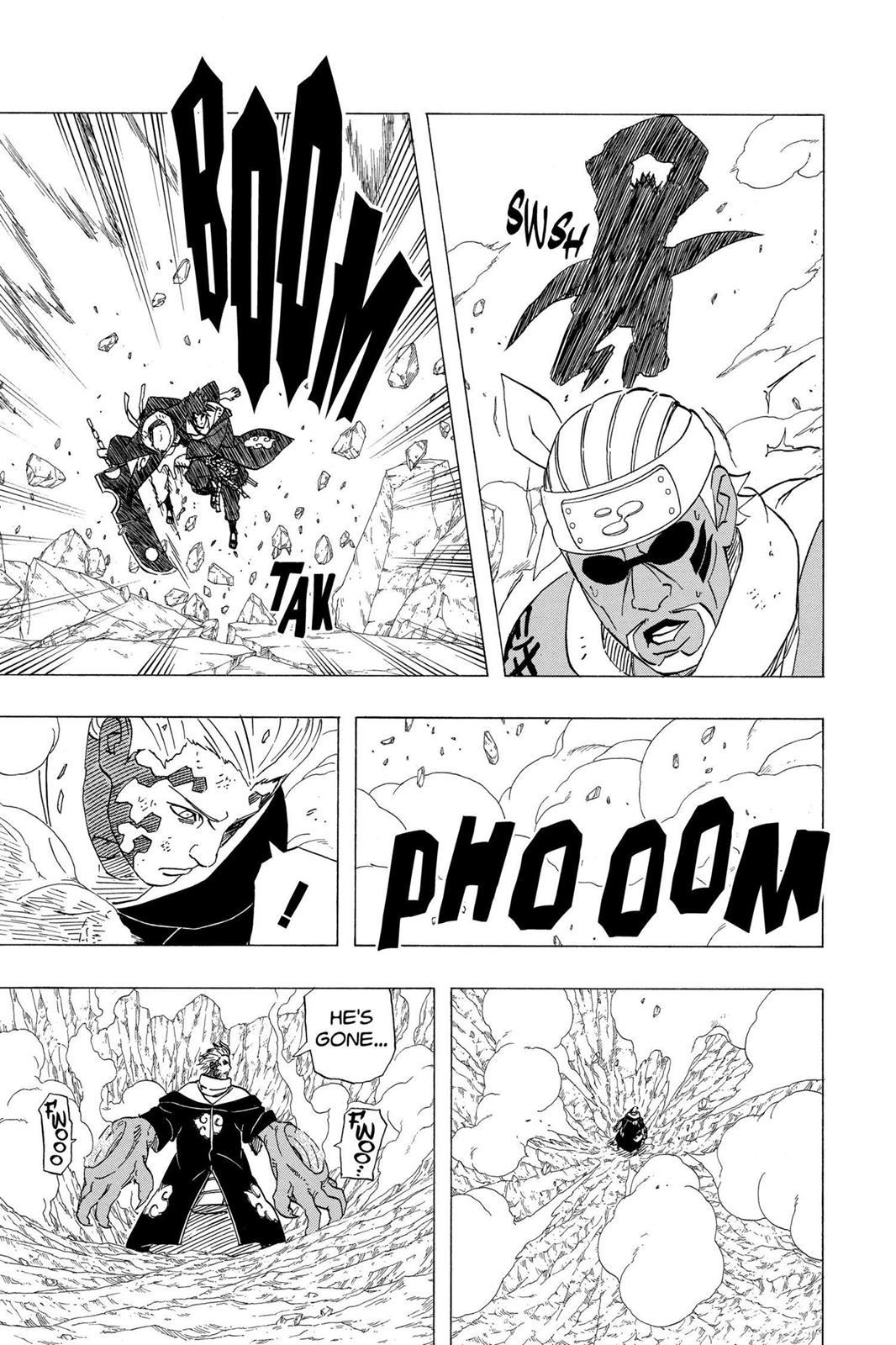 Naruto, Chapter 412 image 015