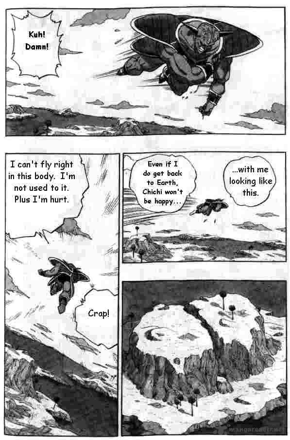 Dragon Ball, Chapter 287 image 003