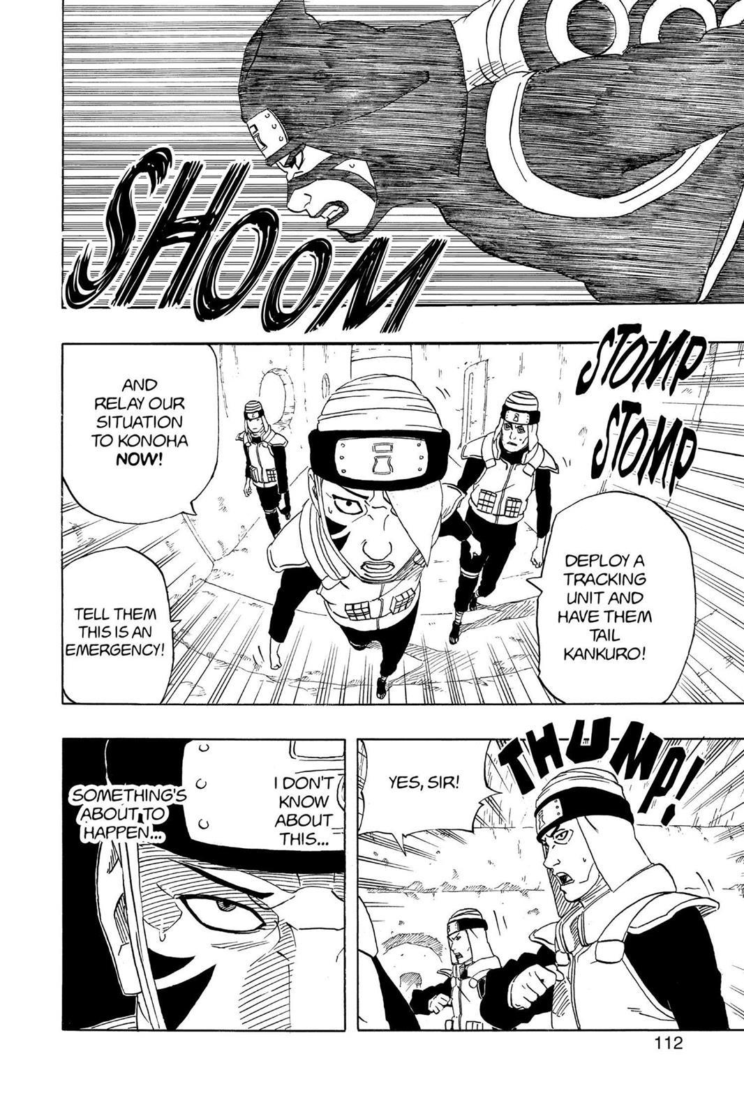 Naruto, Chapter 250 image 004