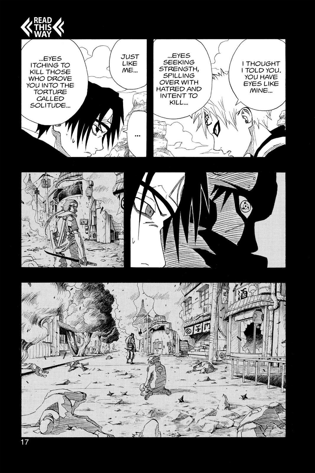 Naruto, Chapter 127 image 017