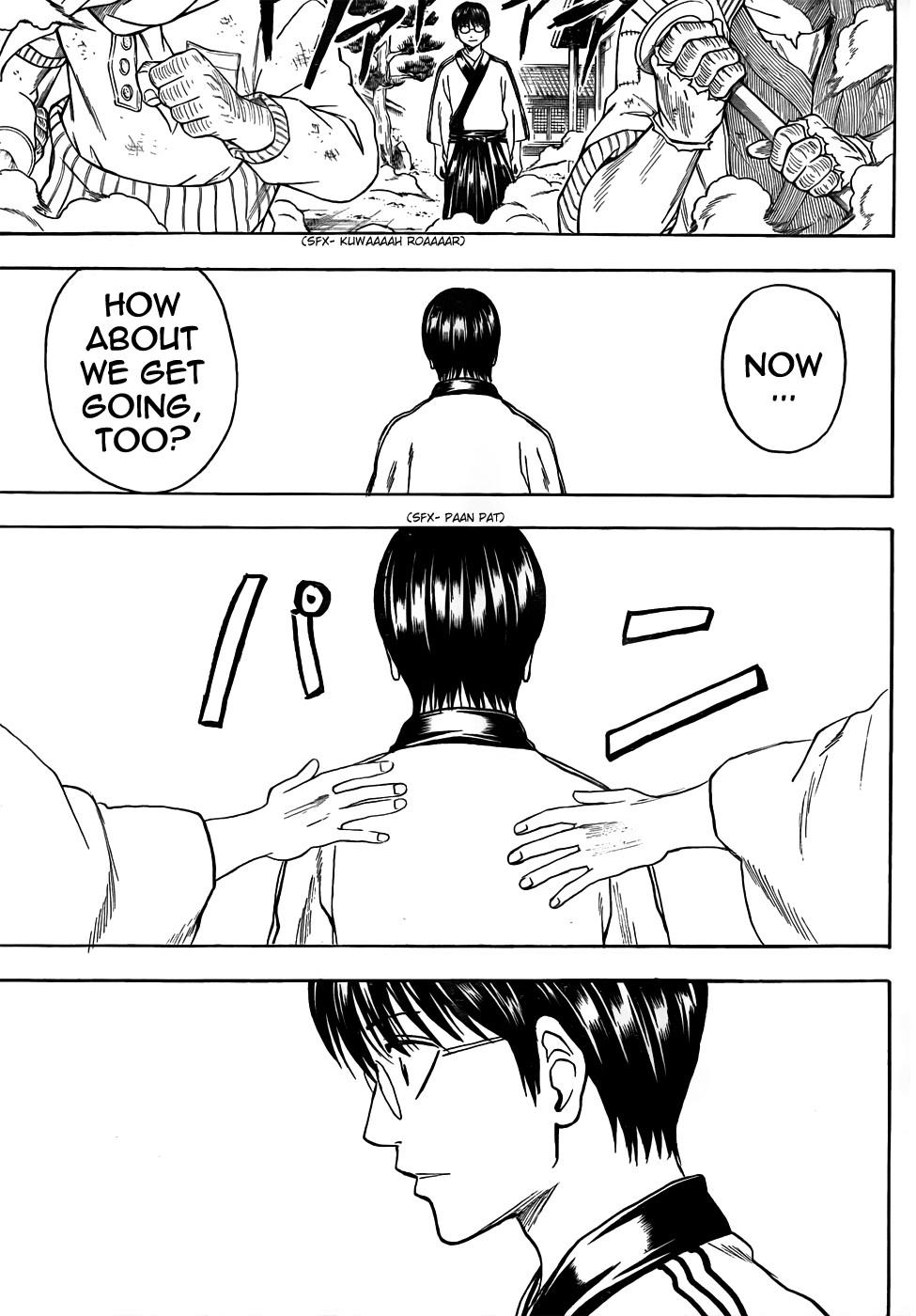 Gintama Chapter, 410 image 016