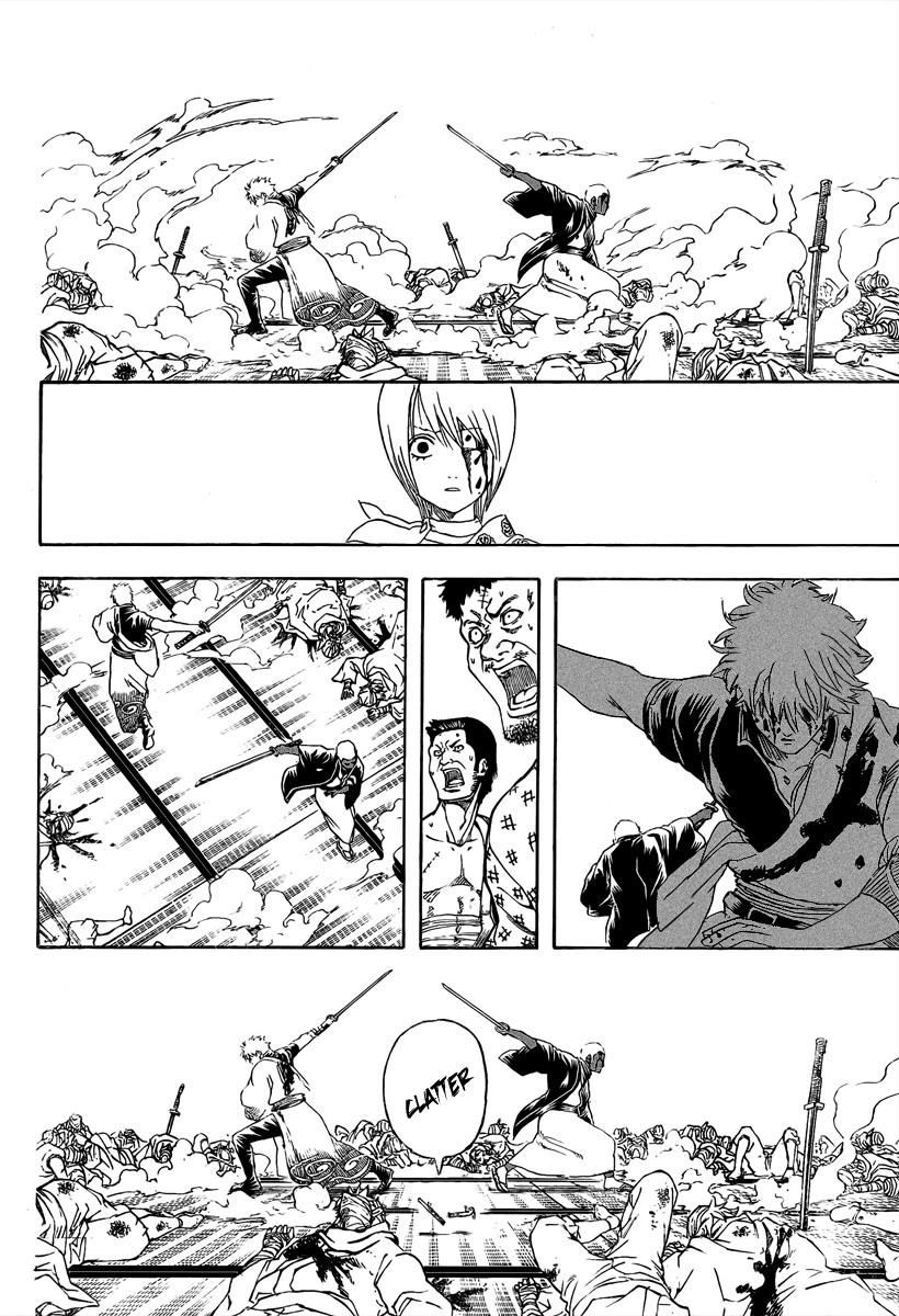 Gintama Chapter, 308 image 015