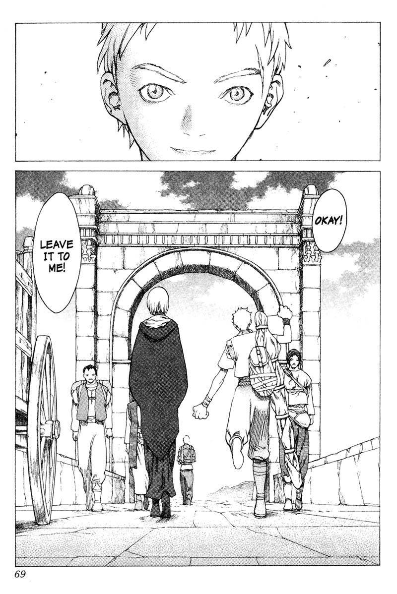 Claymore, Chapter 11 image 030