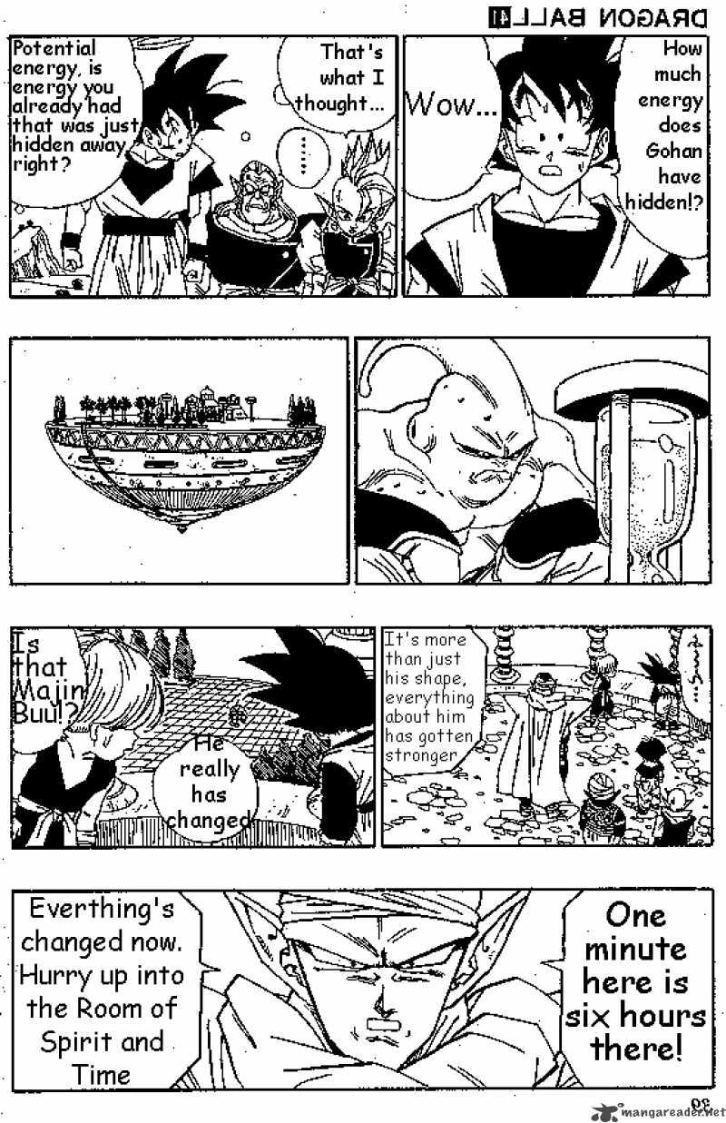 Dragon Ball, Chapter 489 image 005