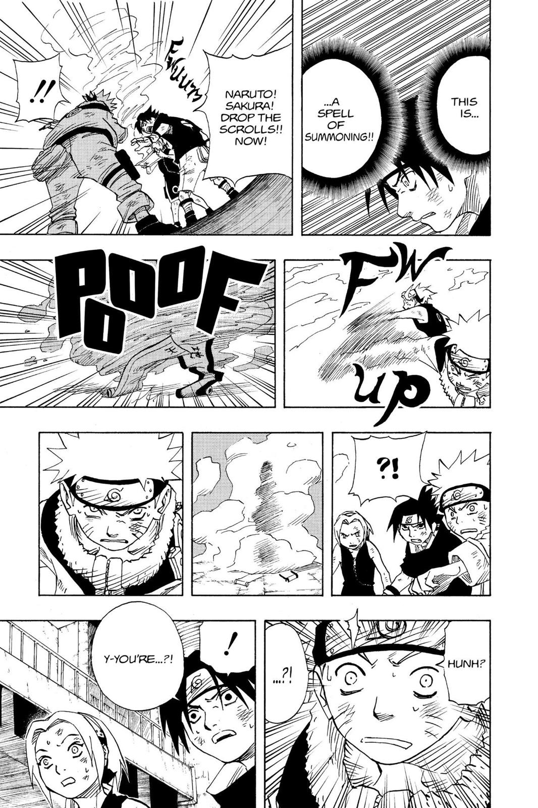 Naruto, Chapter 64 image 010