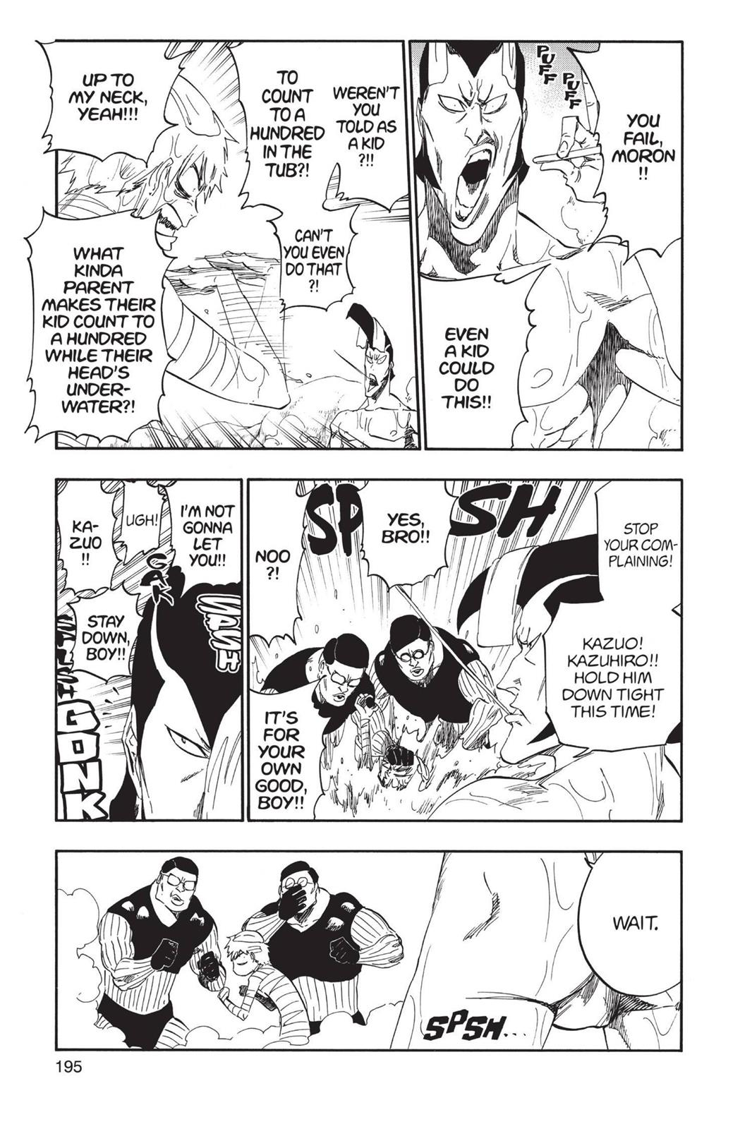 Bleach, Chapter 520 image 005