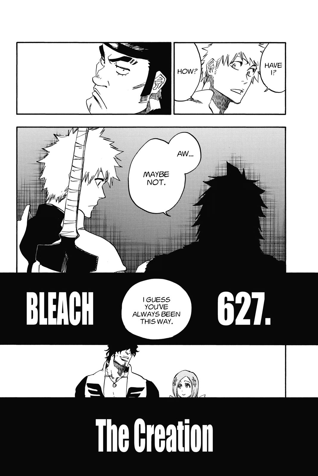 Bleach, Chapter 627 image 006