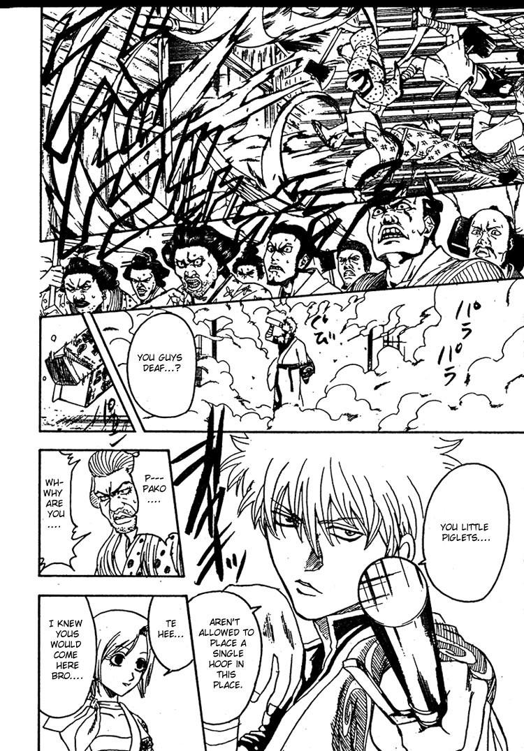Gintama Chapter, 302 image 019