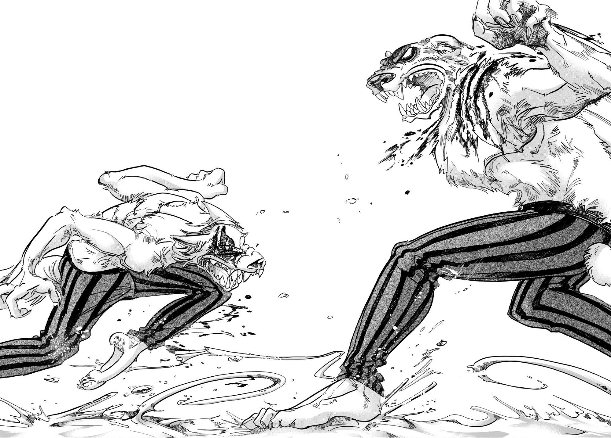 Beastars Manga, Chapter 85 image 014