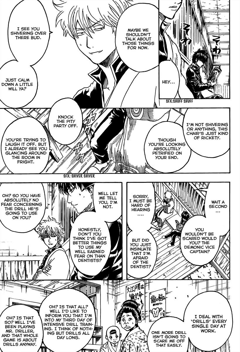 Gintama Chapter, 263 image 009