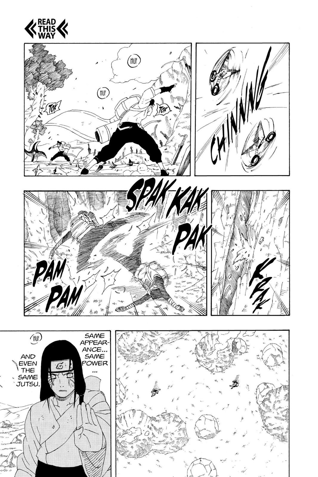 Naruto, Chapter 265 image 003