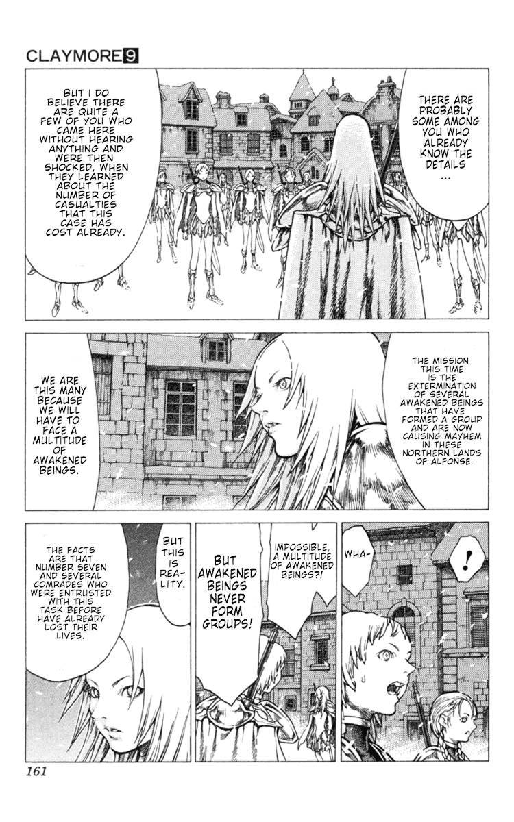 Claymore, Chapter 51 image 003