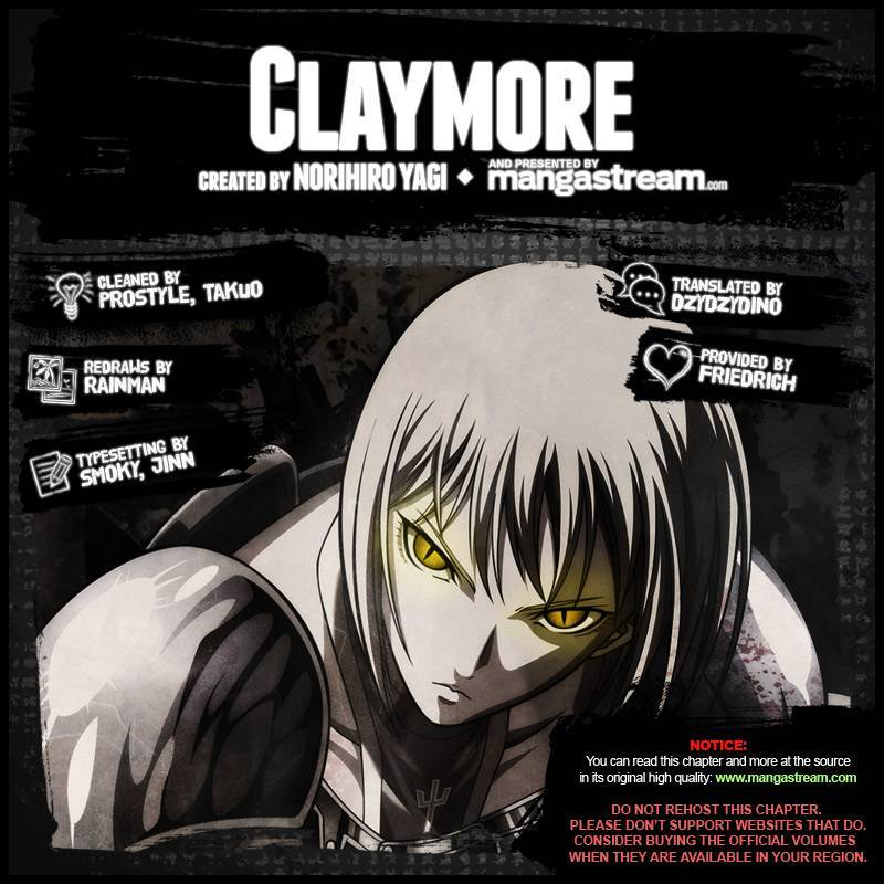 Claymore, Chapter 149 image 002
