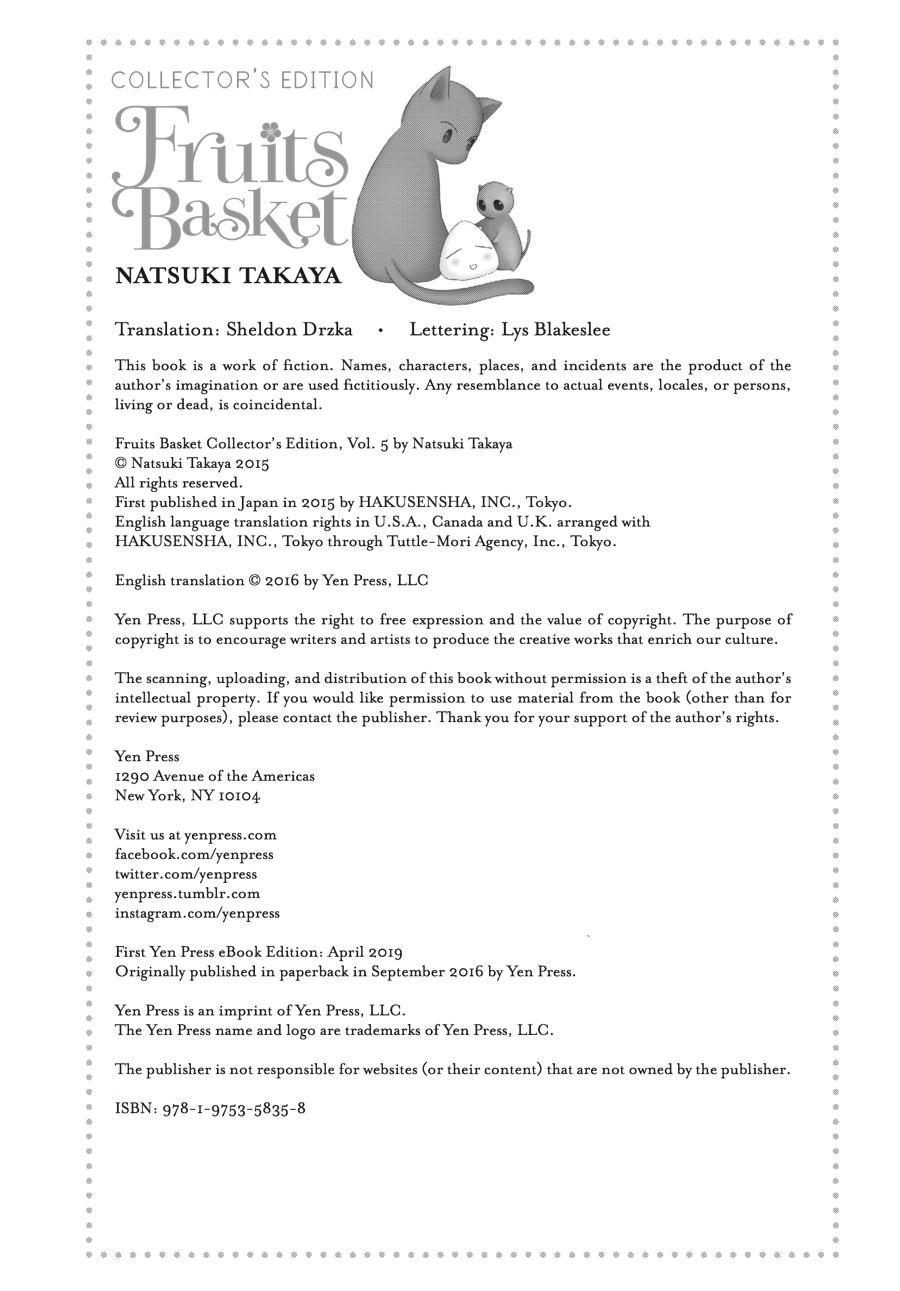 Fruits Basket, Chapter 59 image 031