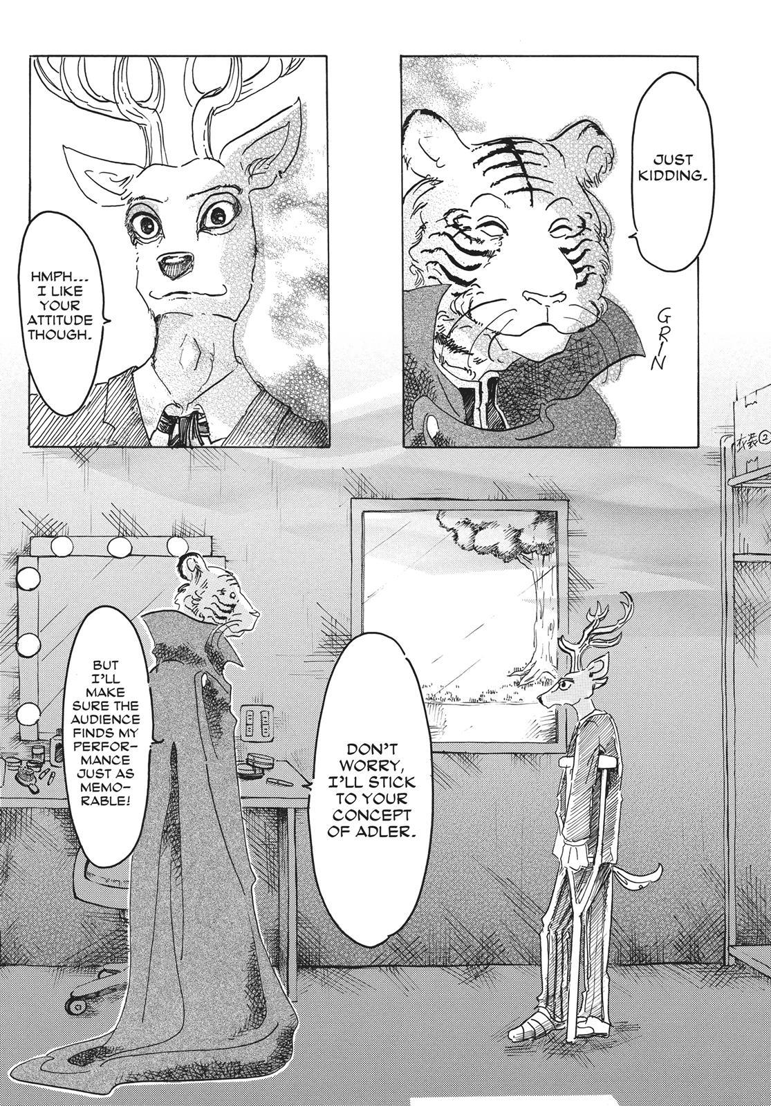 Beastars Manga, Chapter 14 image 004