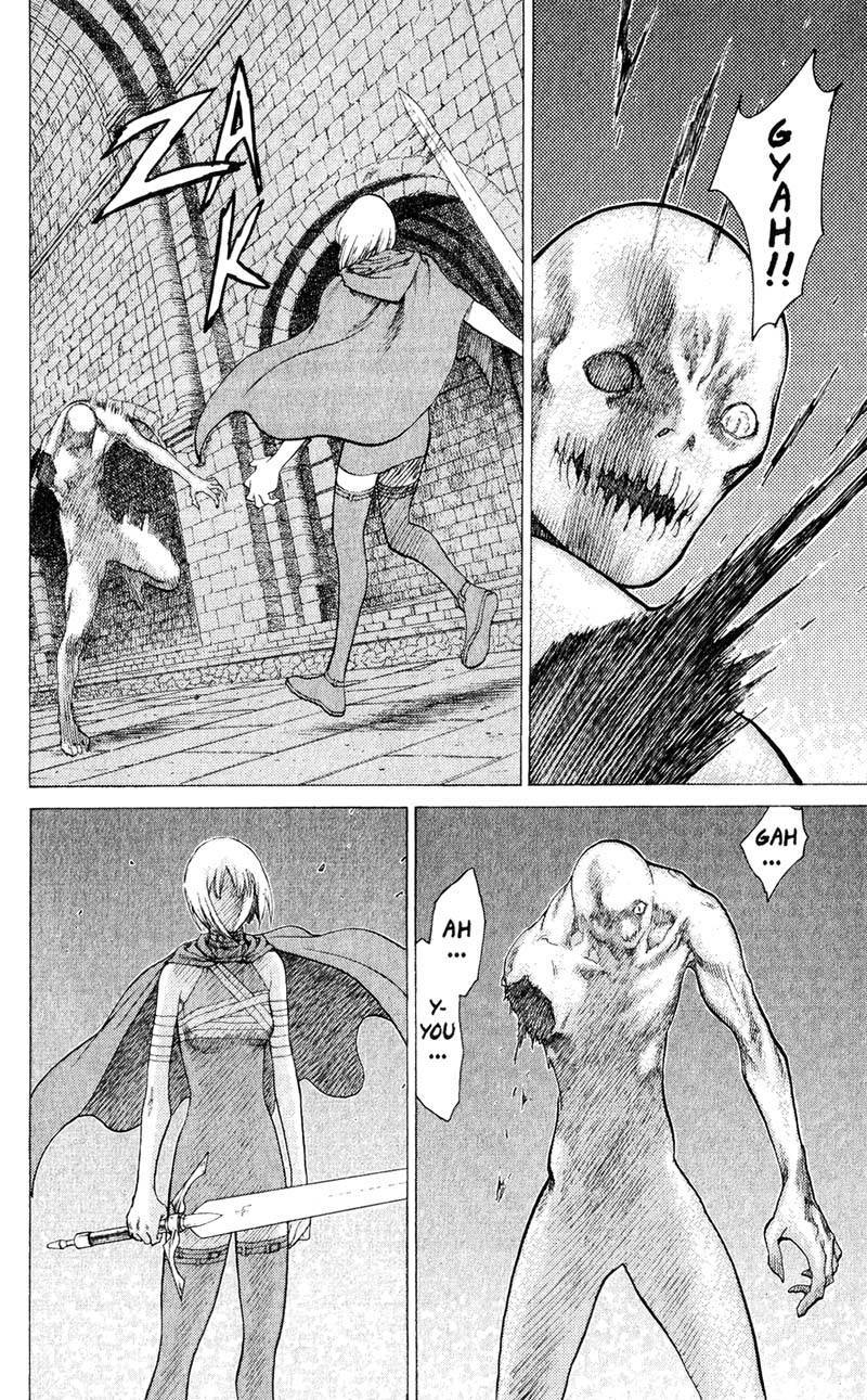Claymore, Chapter 10 image 015