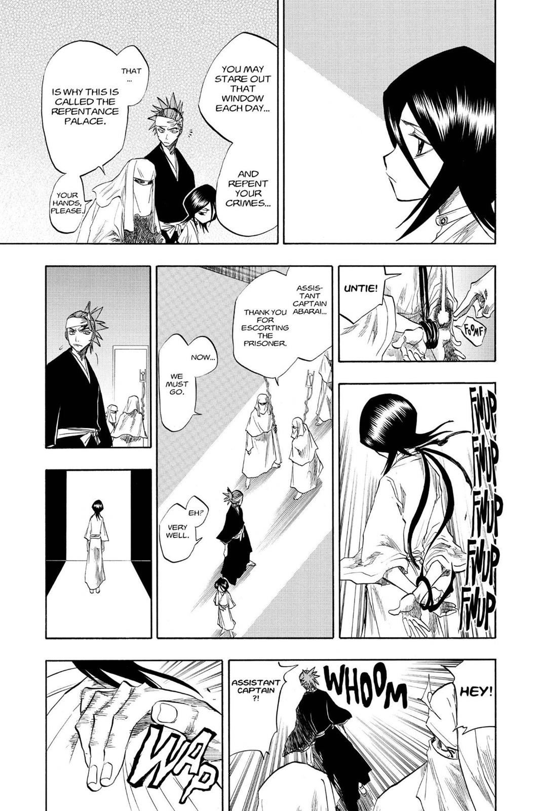 Bleach, Chapter 79 image 005