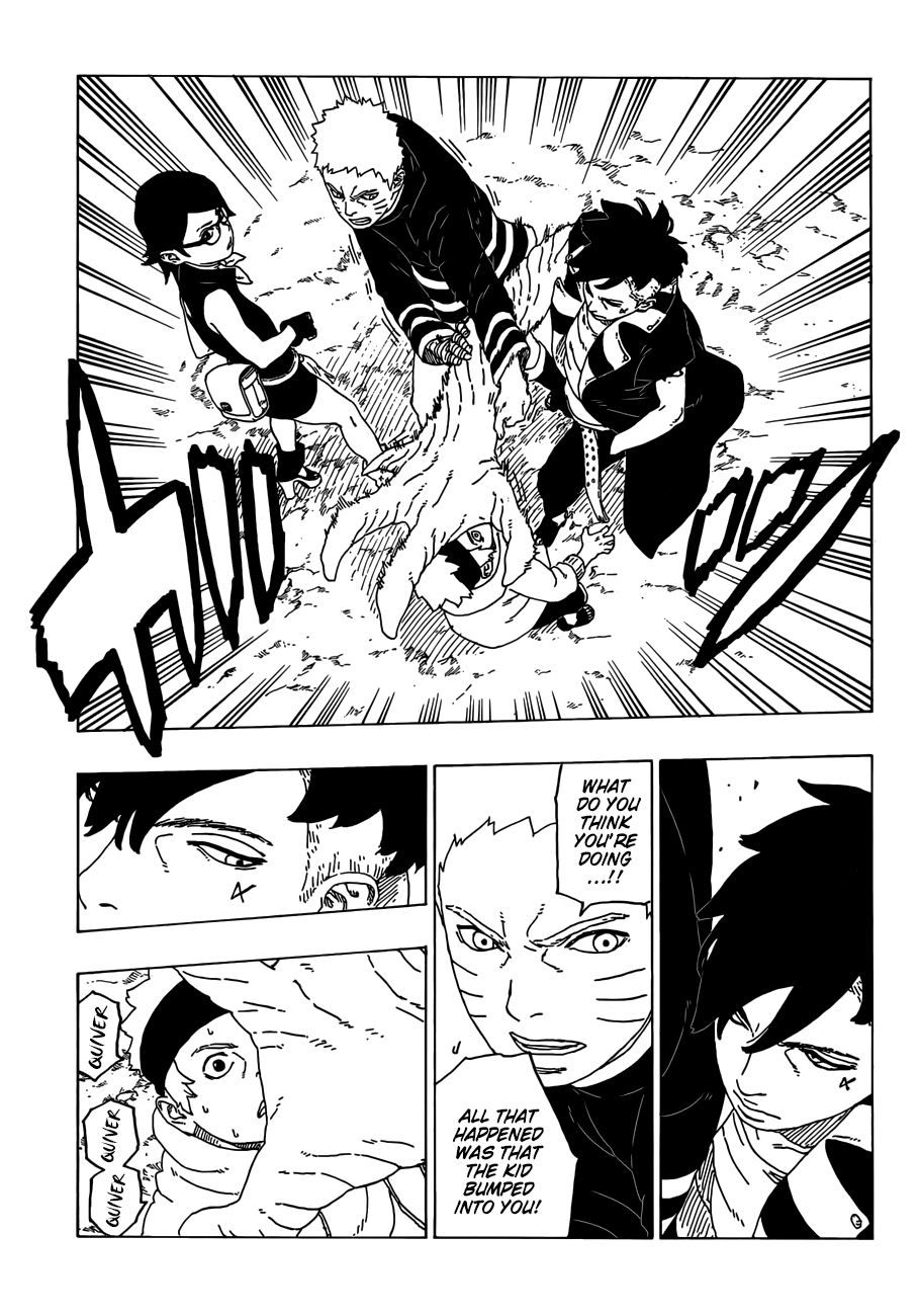 Boruto Manga, Chapter 28 image 012