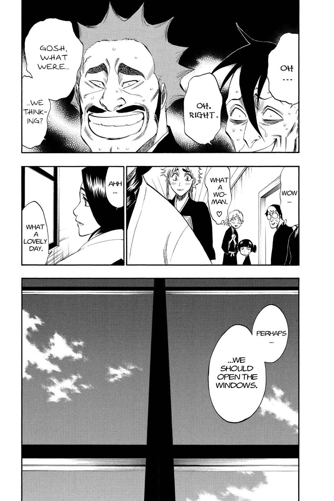 Bleach, Chapter 180 image 003