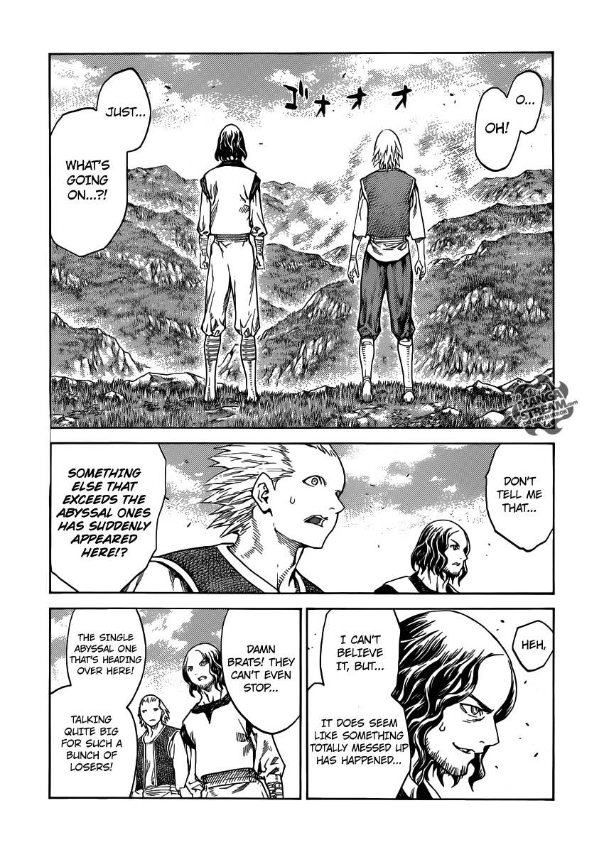 Claymore, Chapter 133 image 027