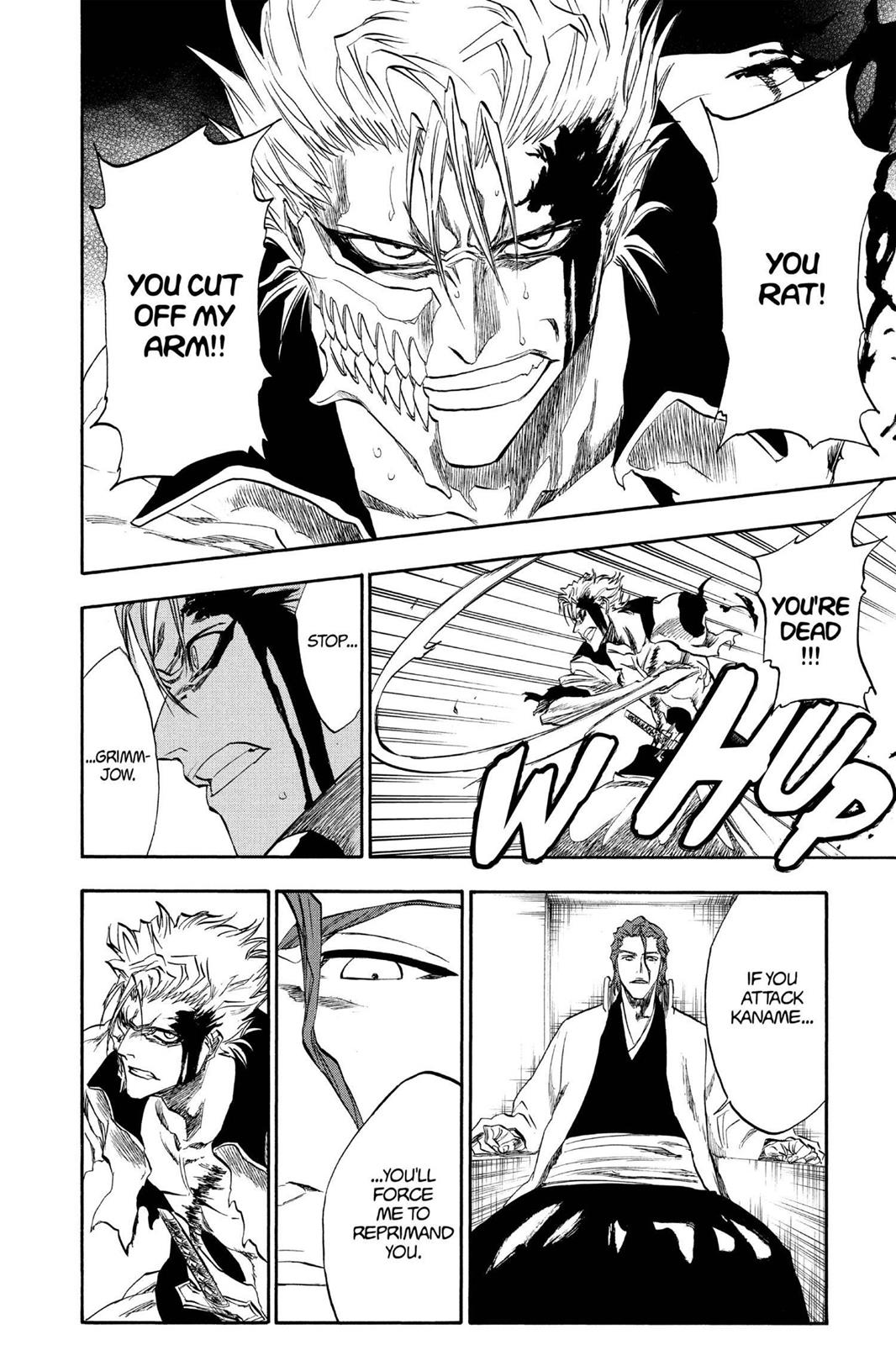 Bleach, Chapter 213 image 016