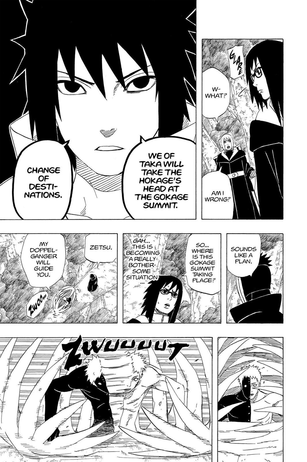 Naruto, Chapter 453 image 015