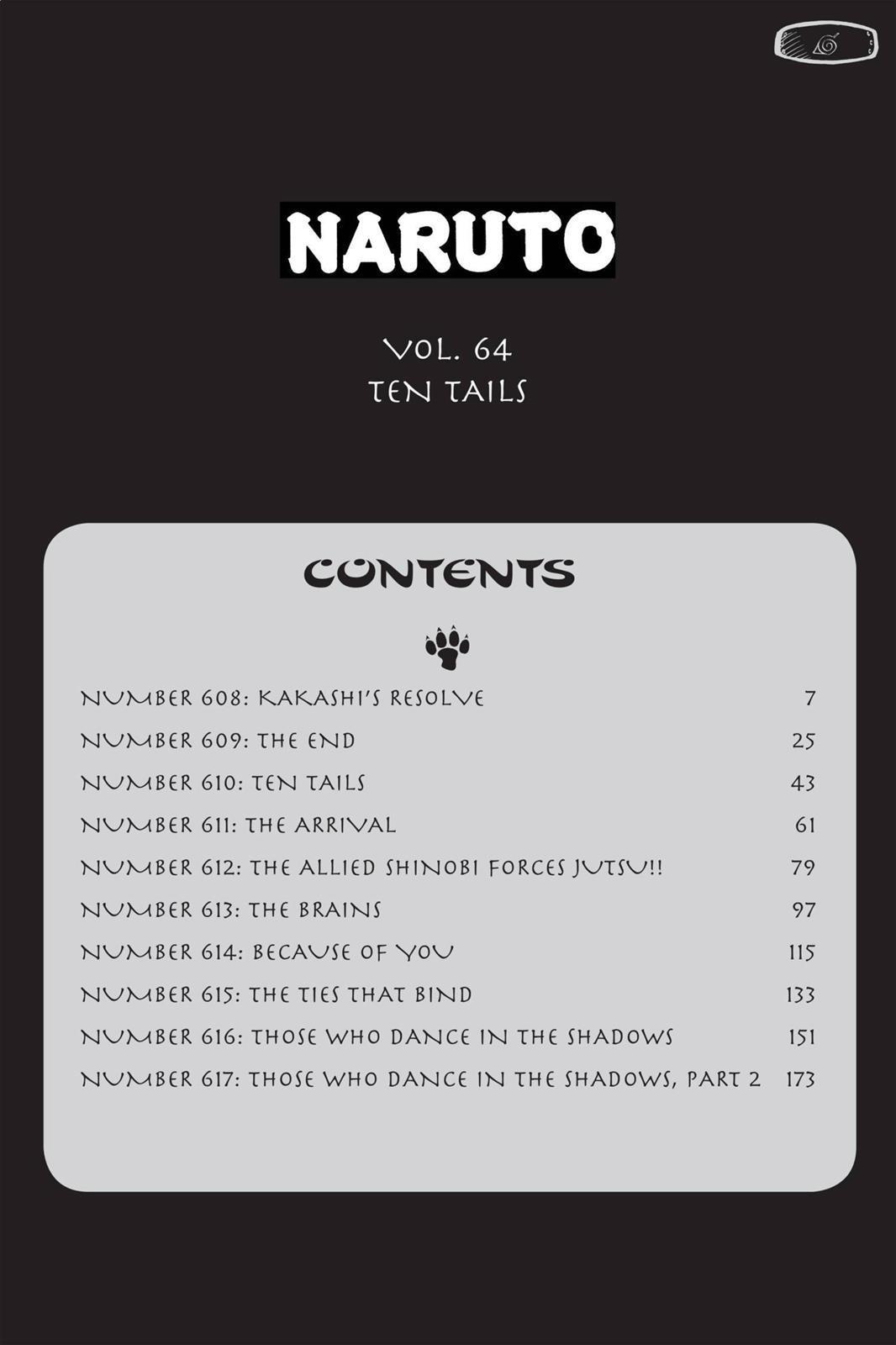 Naruto, Chapter 608 image 007