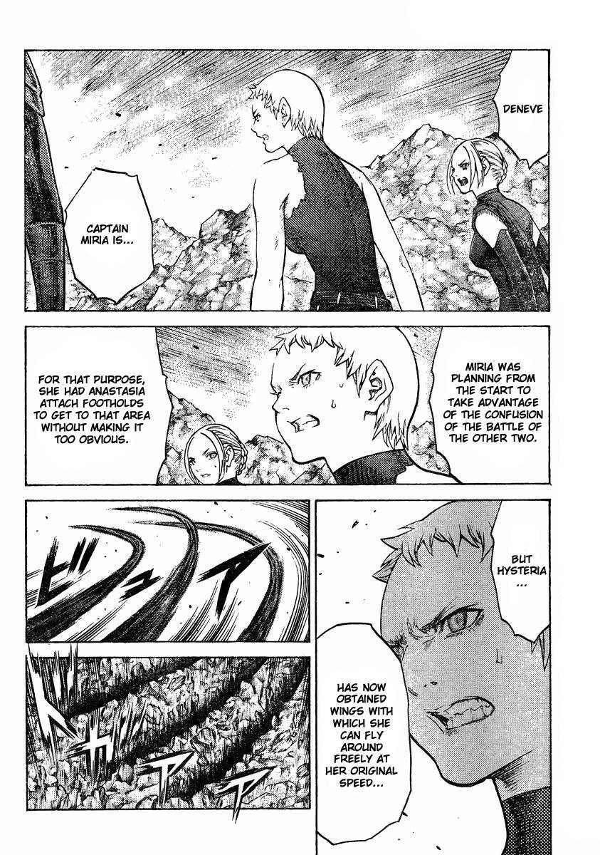 Claymore, Chapter 124 image 013